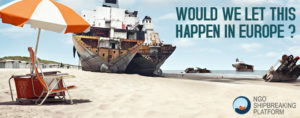 The need for professional & sustainable ship recycling